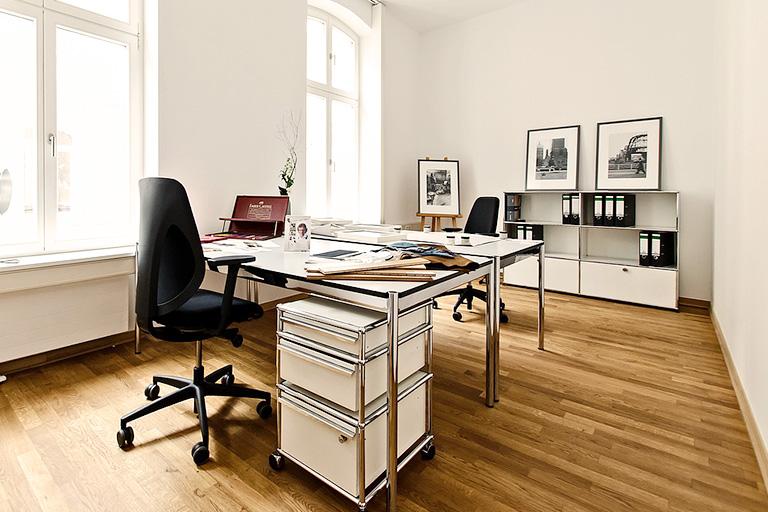 Büroraum Nachher